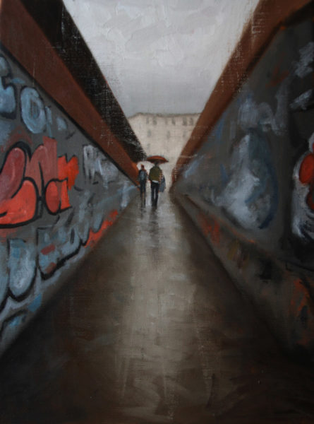 The underpass<br>Available