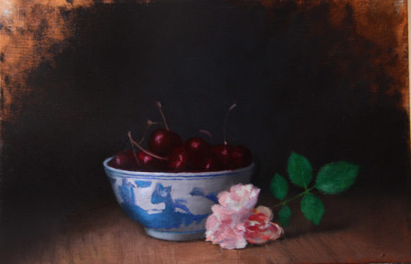 Cherry bowl<br>Sold