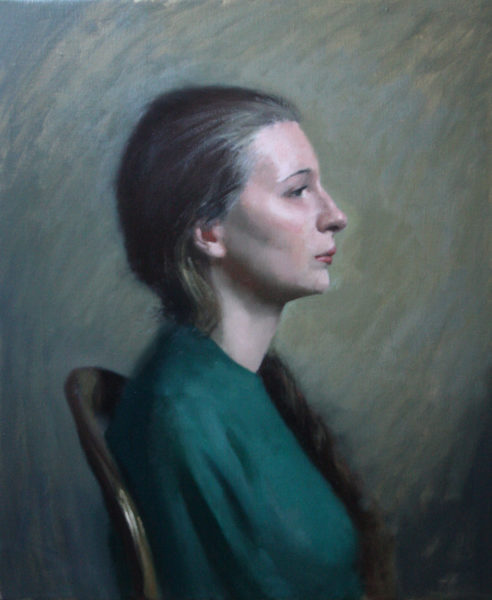Portrait of Gemma<br>€ 1200