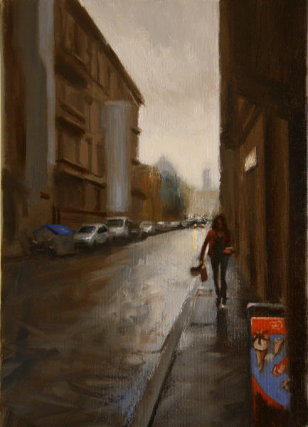 Florence after rain<br>€ 800