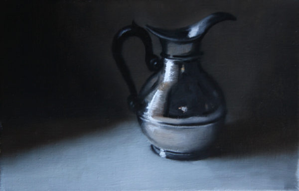 Silver jug </br>Available