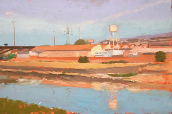 Industrial landscape, Florence