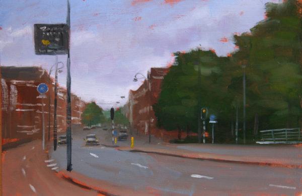 A street in Haarlem