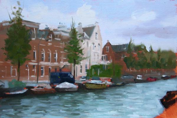 Liedesvaart, Haarlem