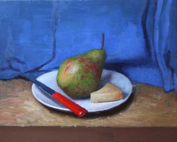 Pear & pecorino